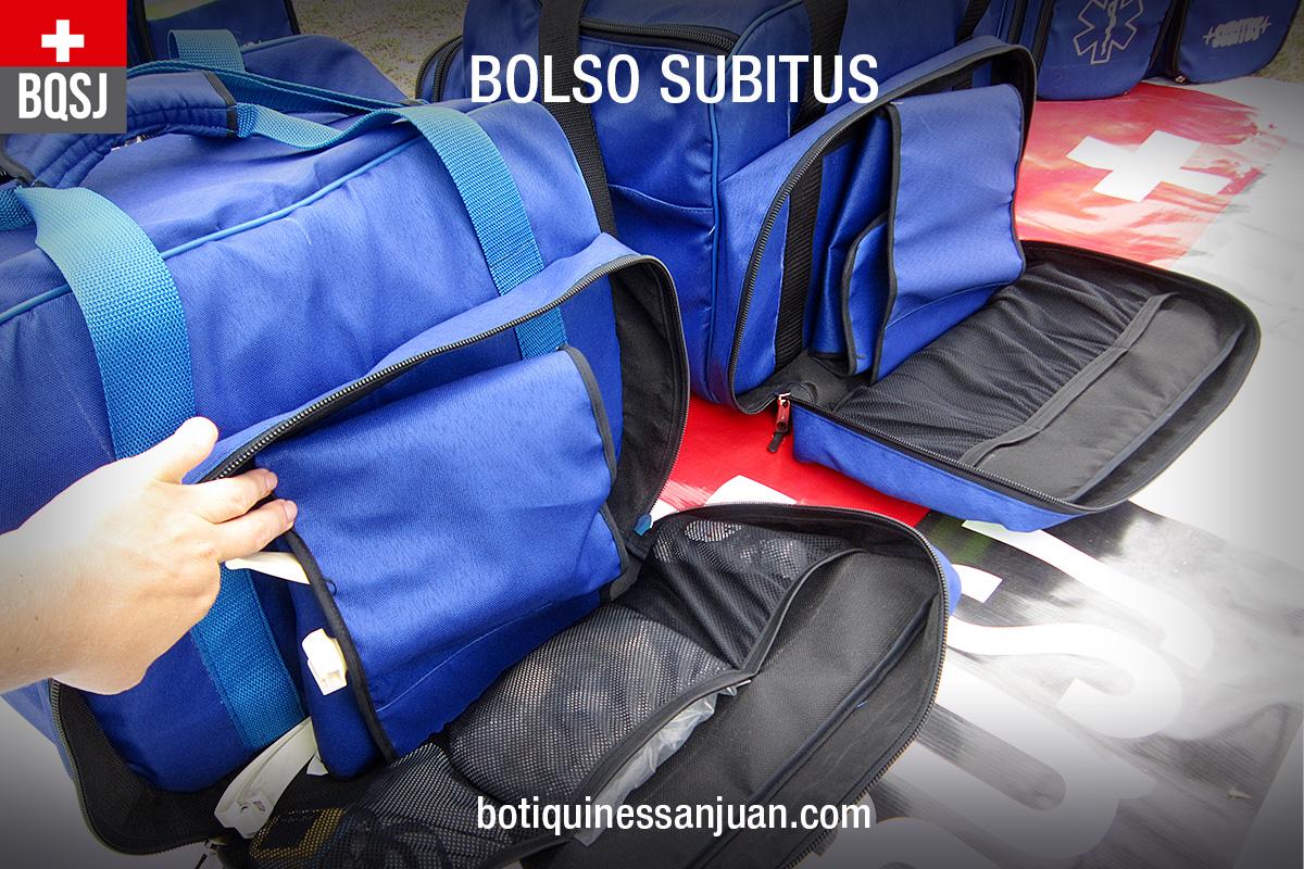 Botiquines San Juan - Bolso Subitus