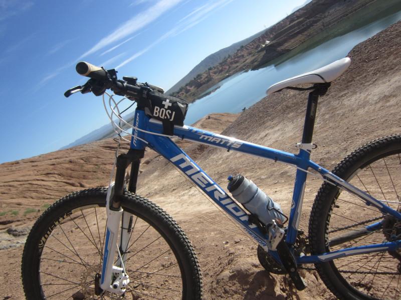 Botiquín mountain bike