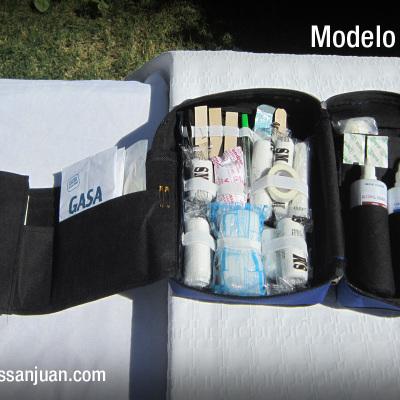 Botiquines San Juan - Modelo Cura l