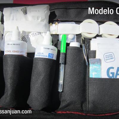 Botiquines San Juan - Modelo Cura lll